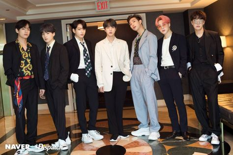 Click for full resolution. 190507 NAVER x DISPATCH Update with BTS for 2019 Billboard Music Award preparation