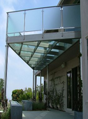 Residence Porche De Cristal Techo De Cristal Techo De Vidrio