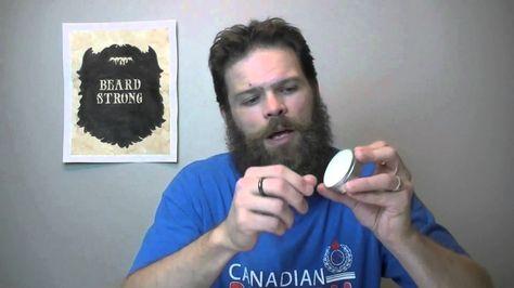 How To Apply Beard Balm | Happy Beards Beard Balm for ...