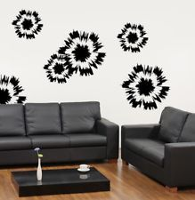 Blast Wall Art Stencil - LARGE - Quality Wall Stencil for Easy DIY Wall Decor