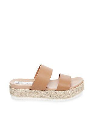 d9e172d85f6 AMAZE: STEVE MADDEN | Spring/Summer Clothes to Buy | Sandals, Slide ...
