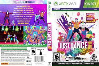 Just Dnace 2019 Capa Game Xbox 360 Jogos Xbox 360 Xbox