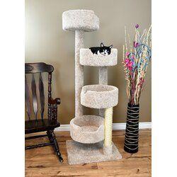 64 New Stairway Cat Condo Cat Condo Cat Playhouse Quality Carpets