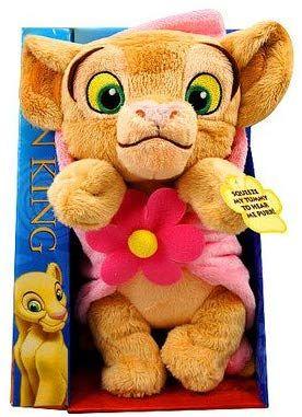Amazon Com Disney Lion King Exclusive Plush Figure Purring Nala