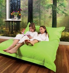 Chamois Floor Pillow - contemporary - kids chairs - - by Pottery ...