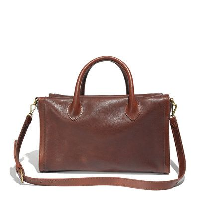 10c5fa6641d7 Maison Martin Margiela s beautifully crafted camel leather tote is a  statement in the label s luxe minimalism.