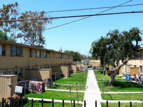 Mar Vista Gardens Vista Garden Mar Vista Culver City California