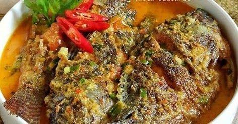 Resep Kotokan Mujair Pedas Bahan 1 Kg Ikan Mujair Buang Kotoran Dan Sisiknya Bersihkan Santan Secukupnya 3 Lbr Dau Masakan Simpel Makanan Dan Minuman Resep