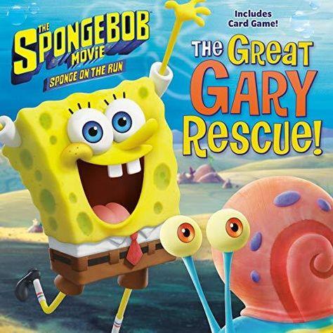 The SpongeBob Movie: Sponge on the Run: The Great Gary Rescue! (SpongeBob SquarePants) (Pictureback(R))
