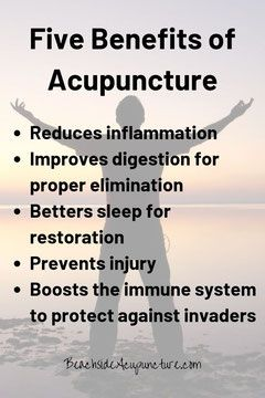 5 Benefits of Acupuncture on our latest guest blog - read the full article by heading to BeachsideAcupuncture.com/5-acupuncture-benefits #acupuncture #acupuncturebenefits #holistichealth #naturalhealth #health #wellness