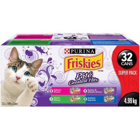 Purina Friskies Wet Cat Food Variety Pack P Te Greatest Hits Other Friskies Cat Food Purina Friskies