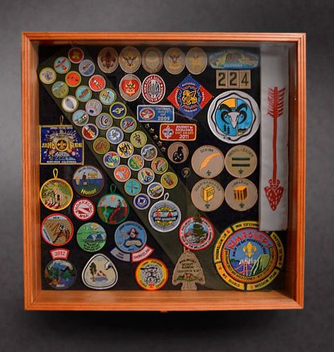 Eagle Scout Shadow Boxes