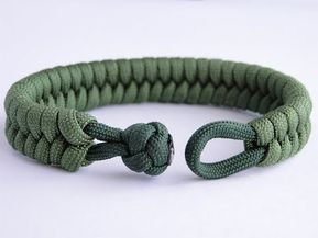 Trailer Type Y Paracord Bracelet Knot And Loop Patreon