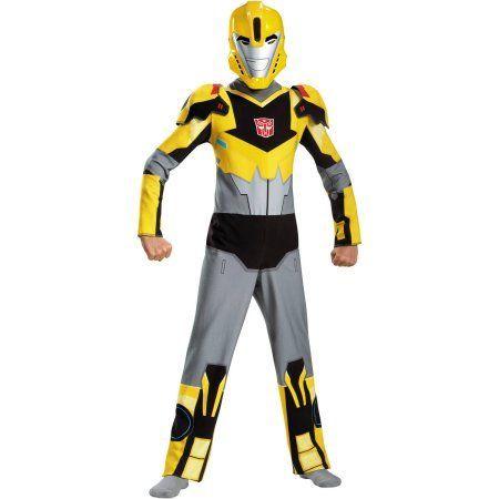 4-6 10-12 Brand New Transformers OPTIMUS PRIME boys costume