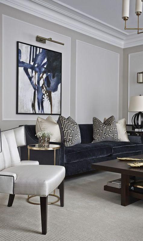 40 Trendy Living Room Scandinavian Green Black White Luxury Living Room Living Room Modern Formal Living Room Designs
