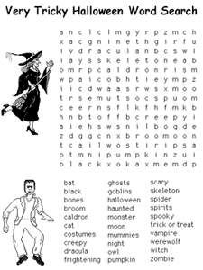 free printable halloween activities for kids | Free Printable ...