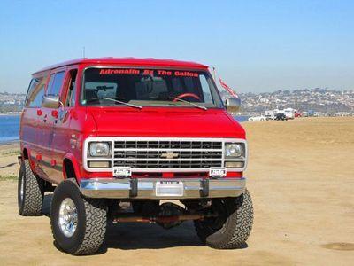 4x4 Van Picture Gallery 73 Thunders Garage 4x4 Van Gmc Vans Chevy Van