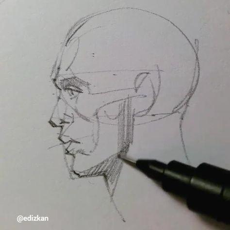 Pencil sketch artist Ferhat Edizkan   Drawing   ARTWOONZ - #artist #artwoonz #drawing #edizkan #ferhat #pencil #sketch - #New