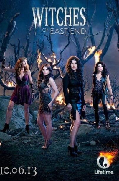 Assistir Witches Of East End Online Livro Das Bruxas Netflix