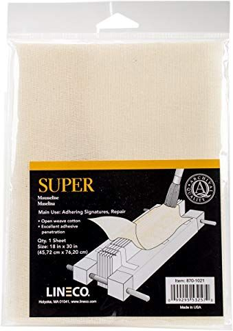 Large-Eye Needles,Glue Brushes Steel Ruler Wax Thread Scissors 17 pcs Bookbinding Supplies,A Necessity Book Binding Starter Kit Real Bone Folder,Paper Awl JOFAMY Bookbinding Kits