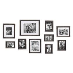 10 Piece Mcclaskey Gallery Picture Frame Set Picture Frame Gallery