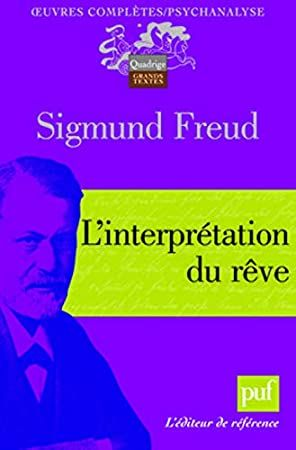 L'interprétation Des Rêves Freud Pdf : l'interprétation, rêves, freud, L'interprétation, Rêve, Sigmund, Freud, Freud,, Psychologie, Clinique,, Psychanalyse