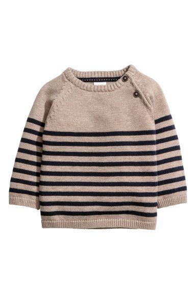 96d544ce10d9 Jersey de algodón punto fino | Chompas para niño | Ganchillo para ...