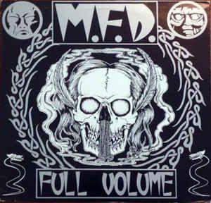 M F D Full Volume Buy Lp Album At Discogs Album Vinyl Records