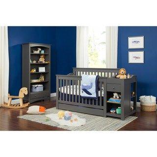 Davinci Piedmont 4 In 1 Crib Changer Combo Kohls Cribs 4 In 1 Crib Full Size Bed Mattress