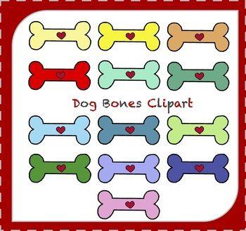 Dog Bone Clipart Dog Clipart Animal Clipart Clip Art Dog