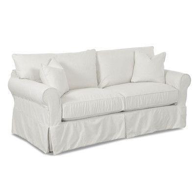 Wayfair Custom Upholstery Felicity Sleeper Sofa Slipcovered Sofa Sleeper Sofa Rolled Arm Sofa