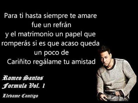17 Ideas De Romeo Santos Romeo Santos Frases De Romeo Santos Canciones