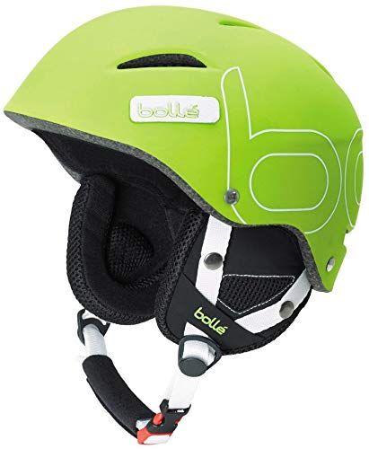 Enjoy Exclusive For Bolle B Style Ski Helmet Soft Green 54 58 Cm