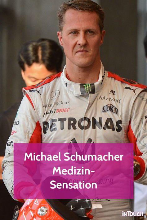 Michael Schumacher: Medizin-Sensation! Es gibt neue Hoffnung #babykleidstricken