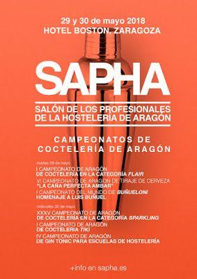 Gastronomía En Zaragoza Sapha Salón De Los Profesionales De Hostelería De Salones Zaragoza Aragón
