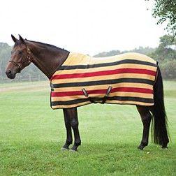 Rambo Newmarket 600g Fleece Horse