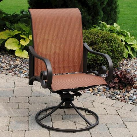 Patio Chairs, Backyard Creations Patio Furniture