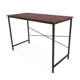Walnut Look Desk Office Furniture Furniture Desk