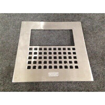 Zurn Nickel Bronze Half Floor Grate For 12 Floor Sinks No Box Ebay In 2020 Floor Sink Bronze Flooring