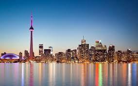 La Ciudad Mas Grande E Canada Iluminada Ciudades
