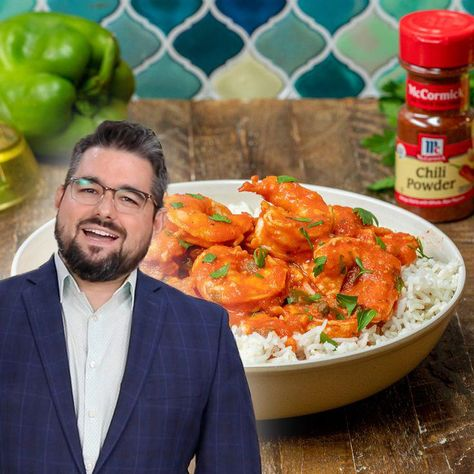 Watch Ivan as he celebrates Hispanic Heritage Month with one of his favorite dishes: Cuban Shrimp Creole.