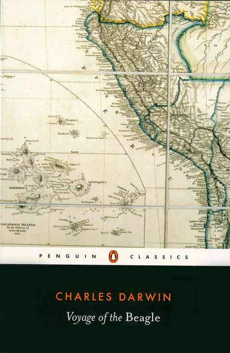 The Voyage Of The Beagle Charles Darwin S Journal Of Researches