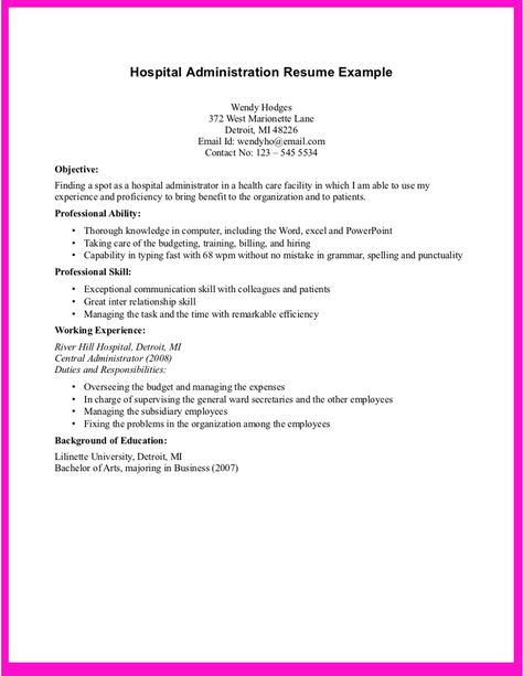104 best The Best Resume Format images on Pinterest Do you need - librarian resume