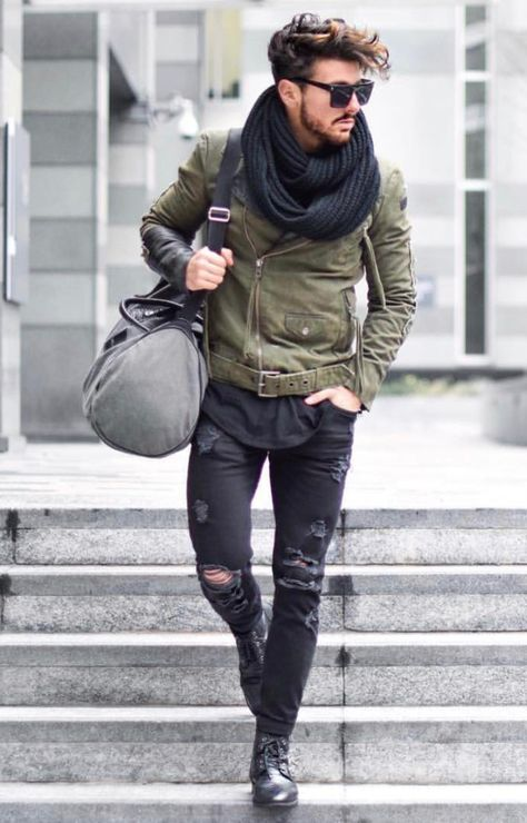 Bohemian style outfits for men to wear during music festivals and nights out., SPRİNG OUTFİTS, Bohemian style outfits for men to wear during music festivals and nights out.