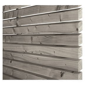 Rettenmeier Fassaden Profil Rhombus Fassadenprofile Mauerverkleidung Und Terrassendielen