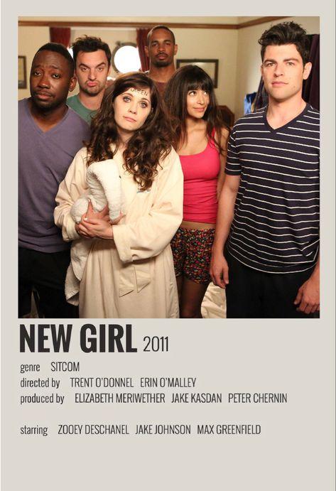 NEW GIRL -Chodie