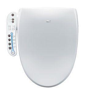 Biobidet Aura A7 Intelligent Bidet Toilet Seat Elongated White