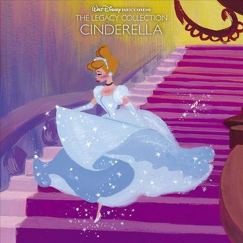 The Legacy Collection- Cinderella (CD)