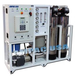 Seawater Desalination Watermaker Land Based Model Sw1500 Lx In 2020 Seawater Desalination Water Purification System Home Water Filtration