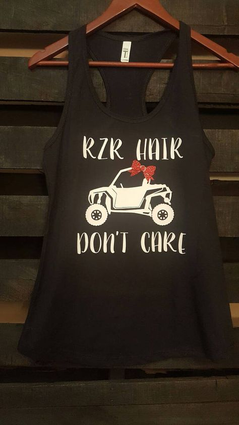 Custom design rzr shirts